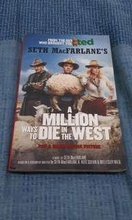 A Million Ways to die in the West novel