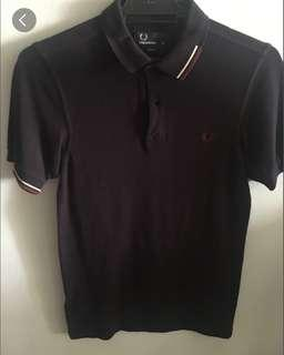 Fred Perry Polo T Slim Fit Navy