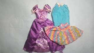 FREE Barbie Doll Clothes