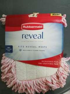 Rubbermaid Reveal mop dry dusting pad