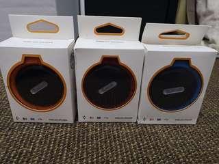 Rugged Bluetooth Speakers