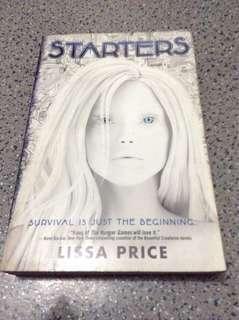 YA novel Starters by Lisa Price