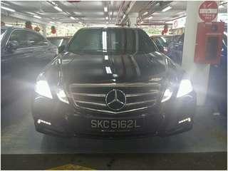 Mercedes-Benz undefined E250 Saloon Auto