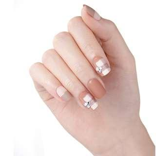 [FreeMail]Dashing diva Press on Manicure#Dear Charlotte(slim fit series)
