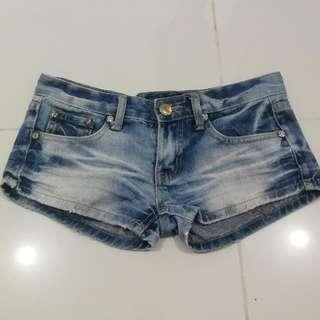 Flals Denim Shorts 27-28