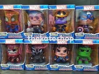 Mighty Muggs Avengers K.O.