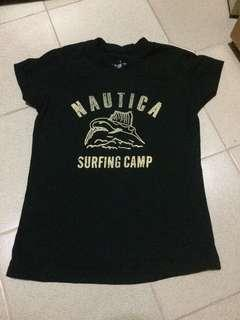 Nautica Surfing Camp Top