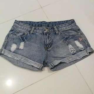 Denim Shorts 27-28