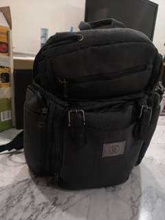 Elle designer backpack