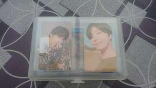 [WTS] BTS Official Photocards (Tear & Her)