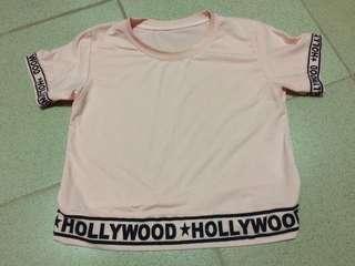 Hollywood Crop Top