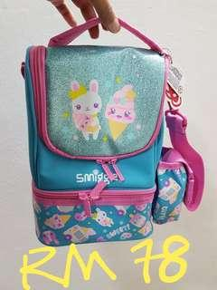 New Smiggle Lunch Bag