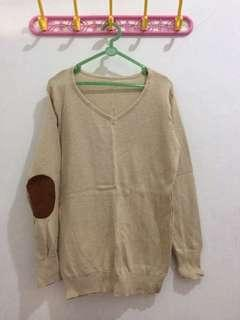 SALE‼️Sweater Knit Nude
