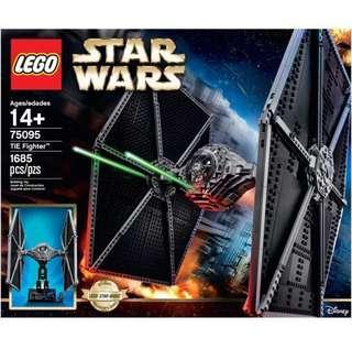 Lego 75095 - Tie Fighter