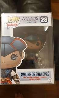 Funko pop assassin's creed liberation ps3 ps4 aveline de grandpre