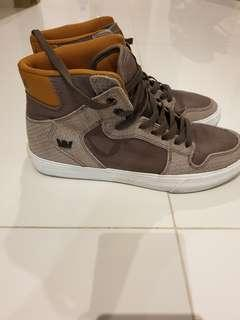 Supra Shoes US 9 High Cut