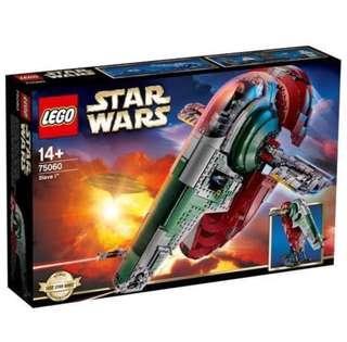 Lego 75060 - Slave I