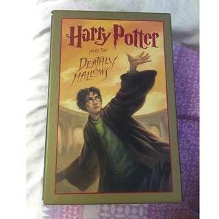 Harry Potter and the Deathly Hallows - Deluxe Edition
