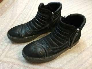 Bruno Bordese short boots 猄皮 短靴