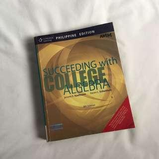 Succeeding with College Algebra 8th Edition