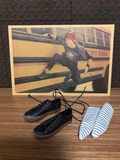 1/6 spiderman Homecoming shoe