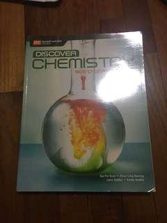 Combined Science Chemistry textbook