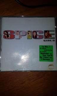 Spice girls the album