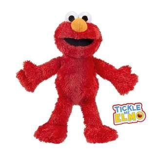 Playskool Friends Tickle Me Elmo Sesame Street