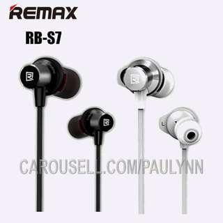 ⭐️⭐️OFFER! Remax RB S7 Bluetooth Earphone Gym Headphone Long Music Time