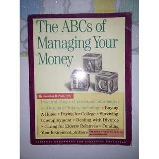 The ABC's of Managing Your Money