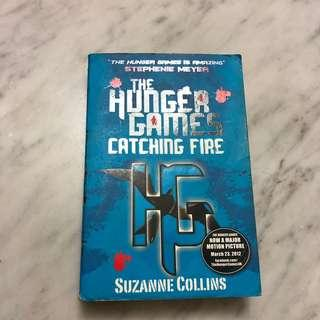 The Hunger Games - Catching Fire (2nd book)