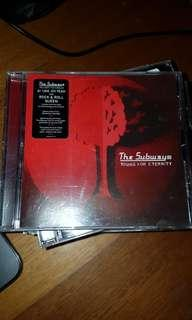 The subways - young for eternity-cd album