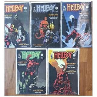 HELLBOY (as per pictures)