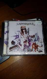 Lady hawke cd album