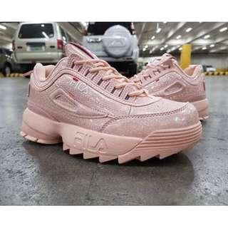 Fila Shoes for women pink size 36 - 40