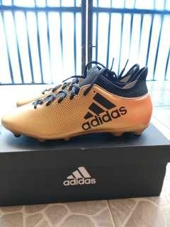 Sepatu Bola Adidas X 17.3 FG Size 43 1/3 fit 42 BNIB