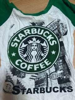 Starbucks shirt