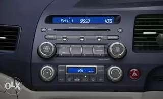Honda Civic FD2 Original CD Changer