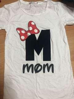 Brand New Minnie Mouse Shirt
