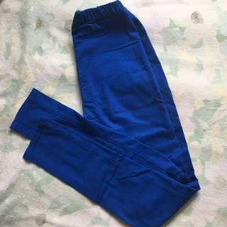H&M pants (stretched waist / materials) size M