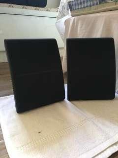 PL Yamaha NS-E60 Mini Bookshelf/Wall Surround Speakers