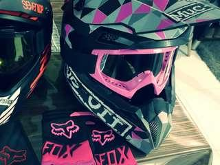 Fullface MugOff helmet