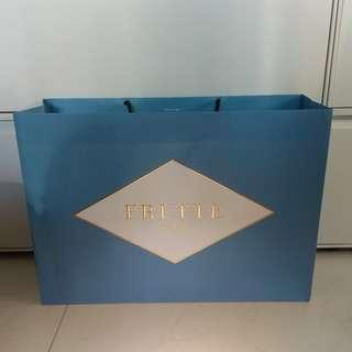 FRETTE精美禮盒裝名牌毛巾 (連卡佛有售) Towel Box set (5 pieces)