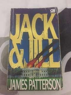 Jack & Jill karya James Patterson Novel