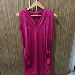 REPRICE!!! preloved pink dress