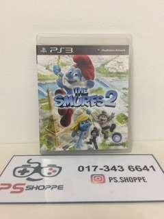 Ps3 The Smurfs 2