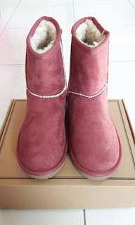 🚚 GU靴