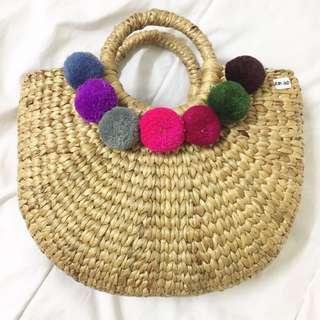 Rattan Bag #reduced
