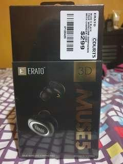 Erato Muse 5 Black True Wireless Earphones