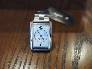 Agnes B 女裝鋼帶手錶 日本製造